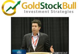 Gold Stock Bull by Jason Hamlin